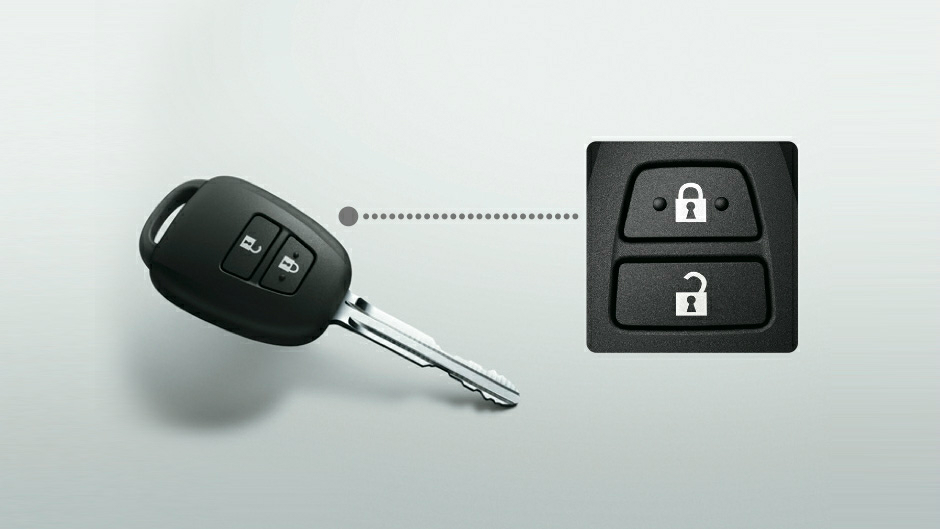 Central Locking Systems Repeller